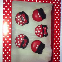 Minnie Cookies 1
